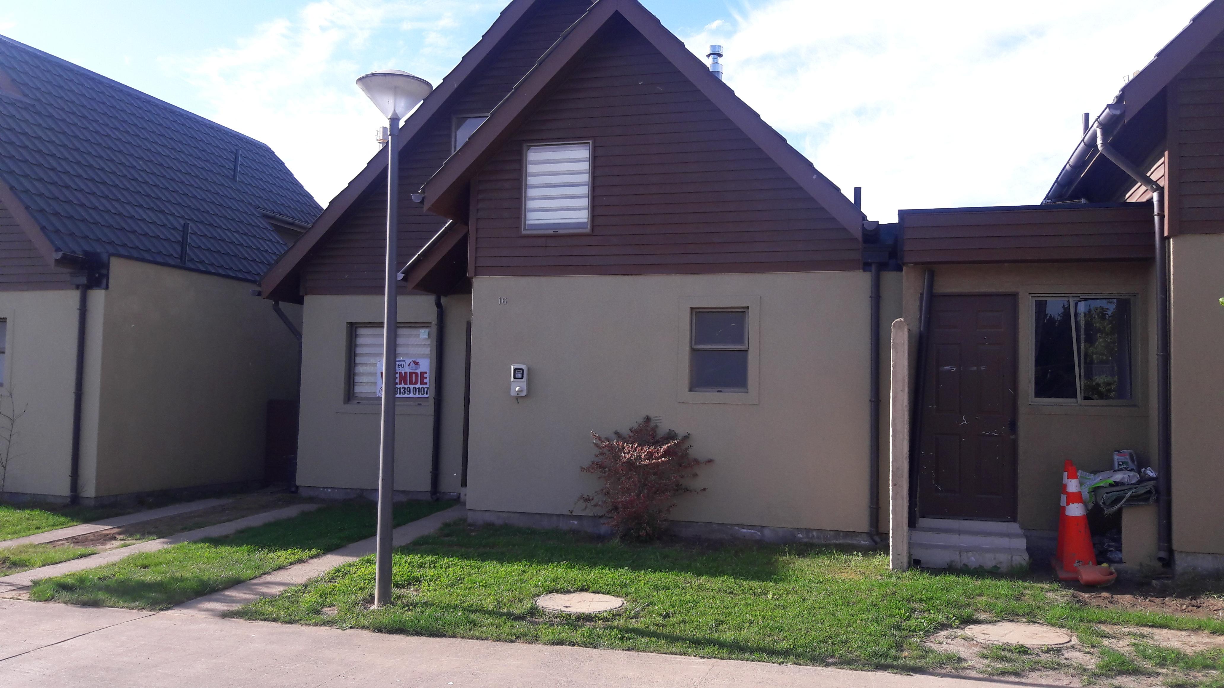 Vendo casa Condominio Hacienda Las Cruces