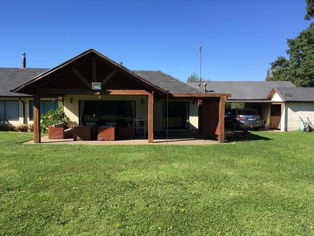 Vendo o Arriendo Hermosa casa en Parcela a 1 km de Los Angeles